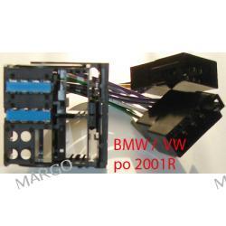 Samochodowe złącze BMW/VW RADIO > 2001 - ISO