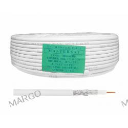 Kabel koncentryczny RG6 Masters