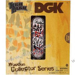 """Tech Deck TECH DECK- Sk8 Shop - Wooden Collector Series""""dgk"""""""