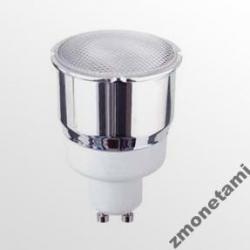 Świetlówka kompaktowa GU10 halogen 11W/50W 230V