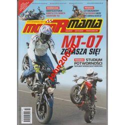 3/2014 MOTOR MANIA.ROMET Z170 I ROMET ADVENTURE