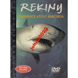 REKINY TAJEMNICE ATOLU.DVD NATURAL KILLERS 15 FOL