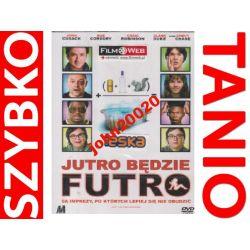 JUTRO BĘDZIE FUTRO.CUSACK.DVD.FOLIA
