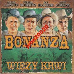 BONANZA WIĘZY KRWI.DVD.M LANDON