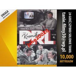 KRONIKA PRL 1944-1986.TOM 4.NA SZKLANYM EKRANIE