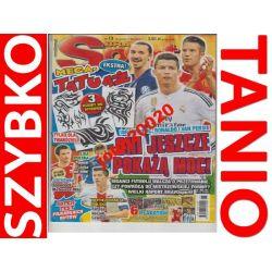 13/2015 BRVO SPORT + MEGA TATUAŻ 3 WZORY