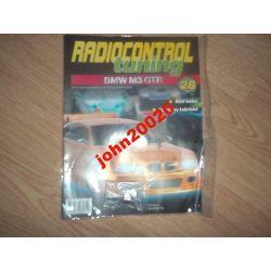 BMW M3 GTR RADIOCONTROL TUNING NR 28.HACHETTE KOLE