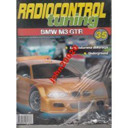BMW M3 GTR RADIOCONTROL TUNING NR 35.HACHETTE KOLE