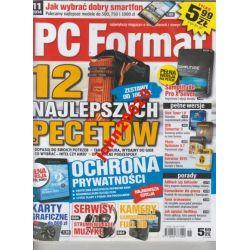 11/2014 PC FORMAT.12 NAILEPSZYCH PECETÓW + CD