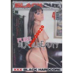 PURE BLACK BEAUTY.4 GODZ. DVD.SEX SEKS
