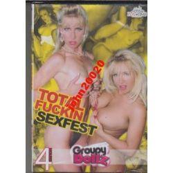 TOTAL FUCKIN SEXFEST.4 GODZ. DVD.SEX SEKS