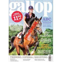 GALLOP 2/2012.KOŃ,TRENING OPIEKA SHOPPING