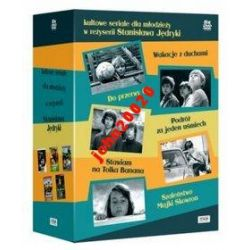 KULTOWE SERIALE DLA MŁODZIEŻY.S JĘDRYKA.5 X DVD.