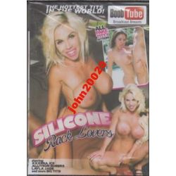 SILICONE BLACK LOVERS.DVD.SEKS SEX