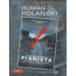 PIANISTA.ROMAN POLAŃSKI.DVD + KSIĄŻKA.FOLIA