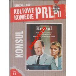 KONSUL .DVD + KSIĄŻKA KULTOWE KOMEDIE PRL