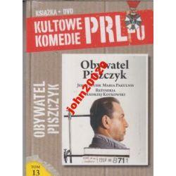 OBYWATEL PISZCZYK.DVD.KULTOWE KOMEDIE.PRL