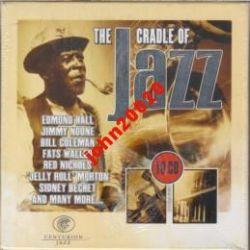 THE CRADLE OF JAZZ 10 X CD.FOLIA