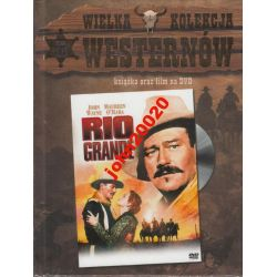 RIO GRANDE .DVD.WAYNE