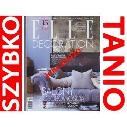 4/2015 ELLE DECORATION.SALONY Z OSOBOWOŚCIĄ