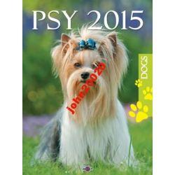 KALENDARZ 2015.PSY,DOGS