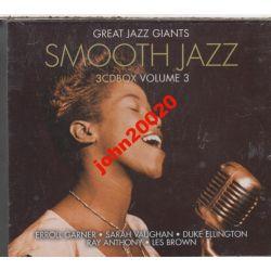 SMOOTH JAZZ 3... 3 X CD.48 UTWORÓW..FOLIA