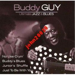 BUDDY GUY ULTIMATE JAZZ & BLUES.CD.FOLIA