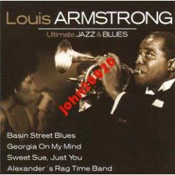 LOUIS ARMSTRONG ULTIMATE JAZZ & BLUES.CD.FOLIA