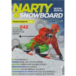 3/2014 NARTY & SNOWBOARD.TESTY SPRZĘTU.KAMERY