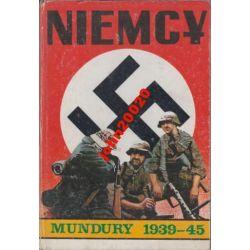 NIEMCY MUNDURY 1939-45.JAROSŁAW RUSZCZAK