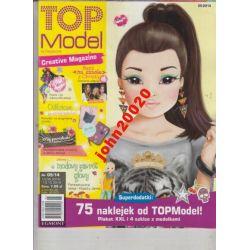 5/2014 TOP MODEL.NAKLEJKI,PLAKATY