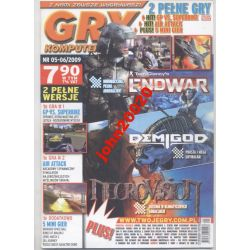 GRY KOMPUTER 5-6/2009.GP VS SUPERBIKE,AIR ATTACK