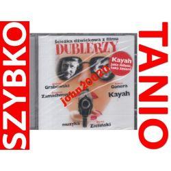 DUBLERZY.ŚCIEŻKA DŹWIĘKOWA Z FILMU. CD
