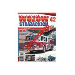 42 Kolekcja wozów strażackich HP 75
