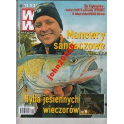 11/2014 WW WIADOMOŚCI WĘDKARSKIE.SANDACZ,ŁOWISKA