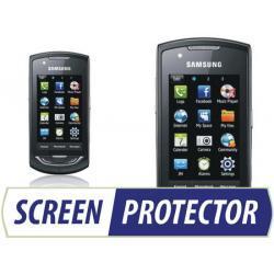 Profesjonalny zestaw folii ochronnych Screen Protector do telefonu Samsung S5620 Monte