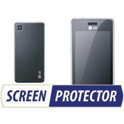 Profesjonalny zestaw folii ochronnych Screen Protector do telefonu LG GD510
