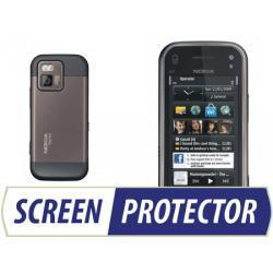 Profesjonalny zestaw folii ochronnych Screen Protector do telefonu Nokia N97 Mini