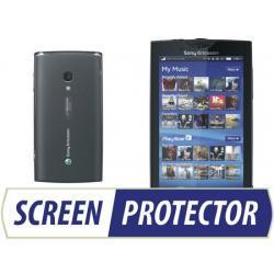 Profesjonalny zestaw folii ochronnych Screen Protector do telefonu Sony Ericsson Xperia X10