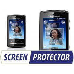 Profesjonalny zestaw folii ochronnych Screen Protector do telefonu Sony Ericsson Xperia X10 Mini Pro