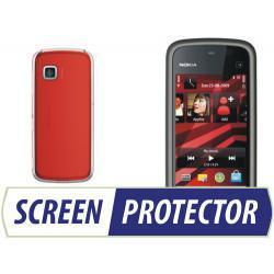 Profesjonalny zestaw folii ochronnych Screen Protector do telefonu Nokia 5230