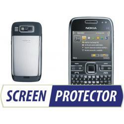 Profesjonalny zestaw folii ochronnych Screen Protector do telefonu Nokia E72