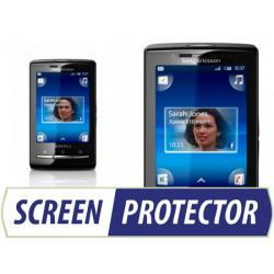 Profesjonalny zestaw folii ochronnych Screen Protector do telefonu Sony Ericsson Xperia X10 Mini