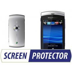 Profesjonalny zestaw folii ochronnych Screen Protector do telefonu Sony Ericsson Vivaz U5i