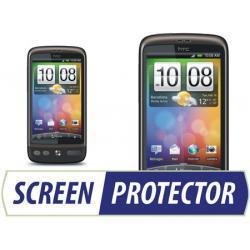 Profesjonalny zestaw folii ochronnych Screen Protector do telefonu HTC Desire