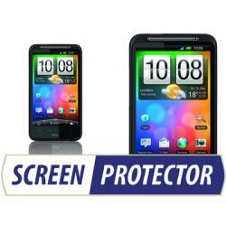 Profesjonalny zestaw folii ochronnych Screen Protector do telefonu HTC Desire HD