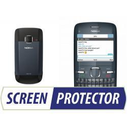 Profesjonalny zestaw folii ochronnych Screen Protector do telefonu Nokia C3