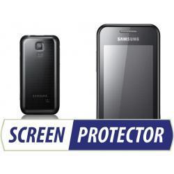 Profesjonalny zestaw folii ochronnych Screen Protector do telefonu Samsung S5330 / 533 Wave