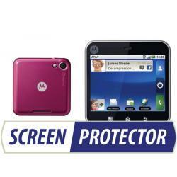 Profesjonalny zestaw folii ochronnych Screen Protector do telefonu Motorola Flipout