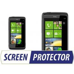 Profesjonalny zestaw folii ochronnych Screen Protector do telefonu HTC 7 Trophy T8686